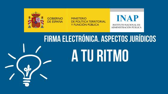 BANNER INFORMACION PREVIA ATR FIRMA ELECTRONICA .ASPECTOS JURIDICOS